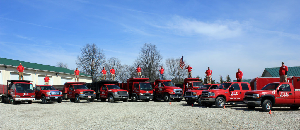 ON TOP OF TRUCK 3-7-12